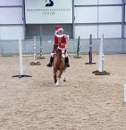 Ann Sladden - Owen the red nosed horse-deer and Mrs Claus love the One Club and use the discounts to get loads of new gear!