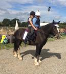 Gemma Garrett - I love the HH One Club - not only does it protect me and my daughter, but it also offers everything I need for us or our horses/ponies at a great, affordable price and on top of that, the items are great quality!