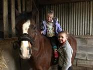 Laura McEwen - Happy Girls, Happy Pony, Happy Mum #1clubsavesmeafortune!!