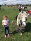 Lynsay Newman - This pony is the loved so much by my two daughters! We love being down the yard and spoiling her. We love the Harry Hall One Club for the big discounts!!