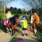 Sarah Honeywill - We love the One Club because for busy horsey mums it's so quick and easy to do and that's it! You're covered