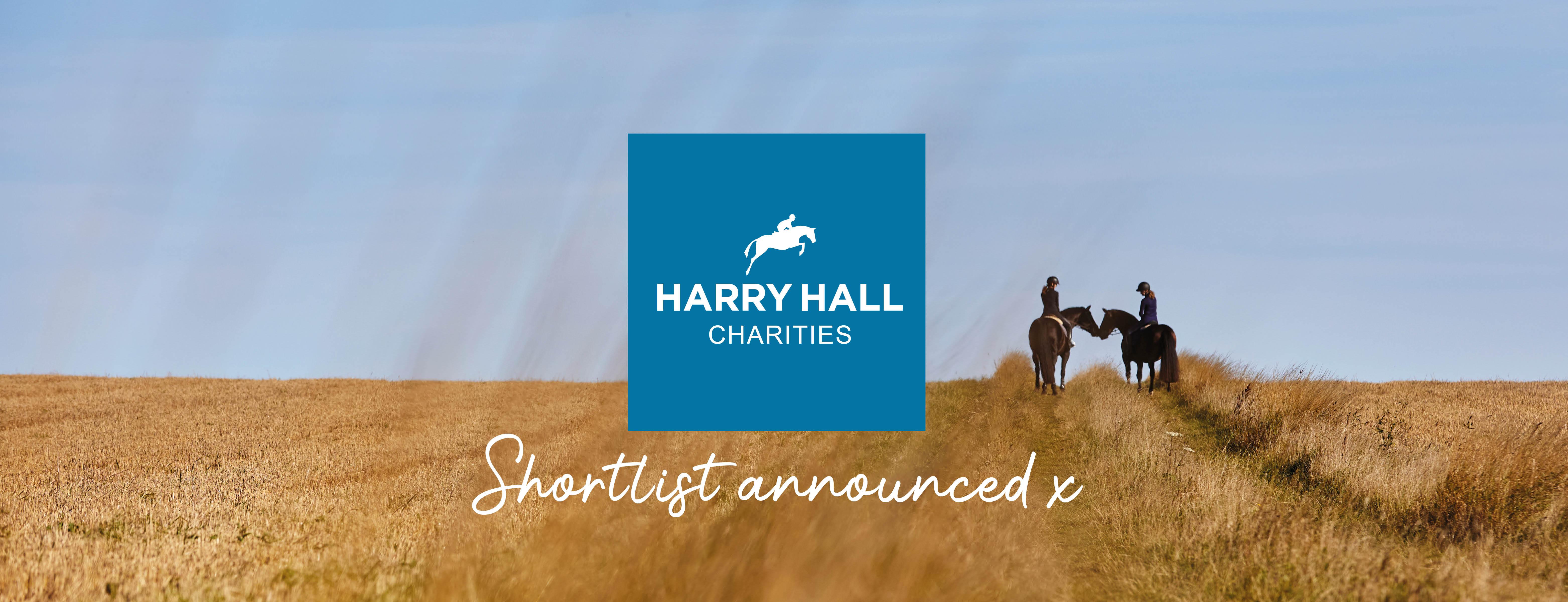 Harry Hall Charity