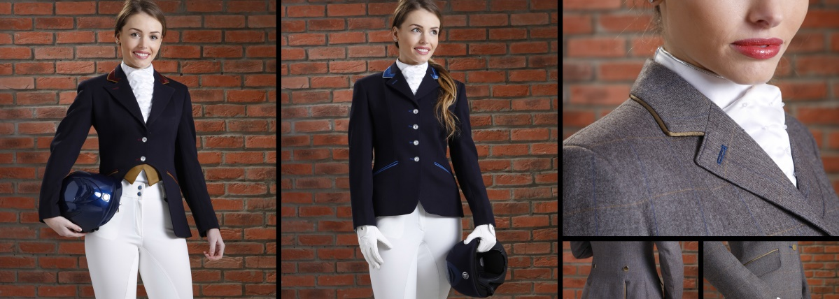 Win A Dressage Jacket