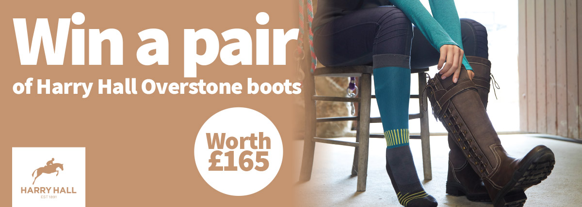 Win the Overstone Boots