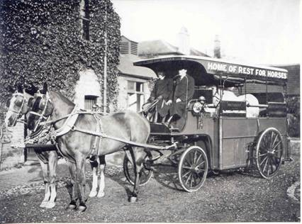 The Horse Trust Carriage