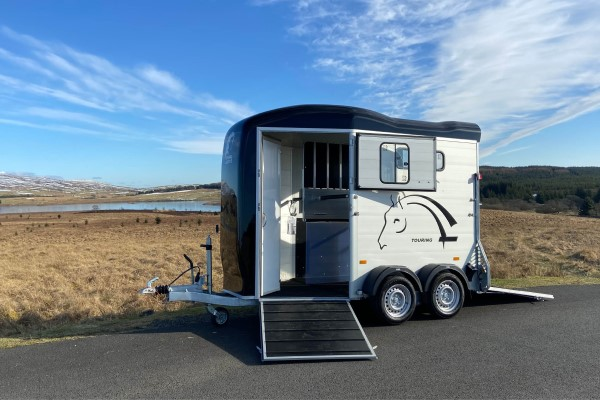 Win a Cheval Horse Trailer with Harry Hall