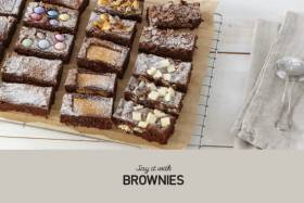 Say It With Brownies - Save 10%