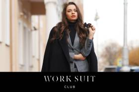 Work Suit Club - Save 20% on orders over £30