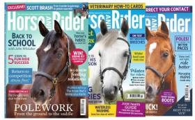 Horse and Rider Magazine - Six Issues for £19