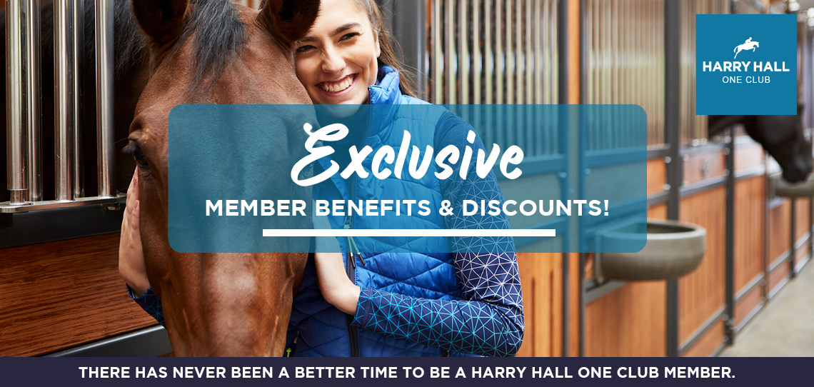Harry Hall One Club Member Benefits | Harry Hall