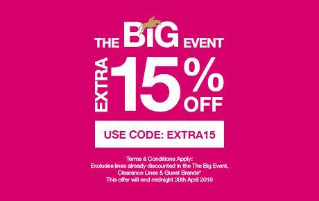 The Big Event | Harry Hall