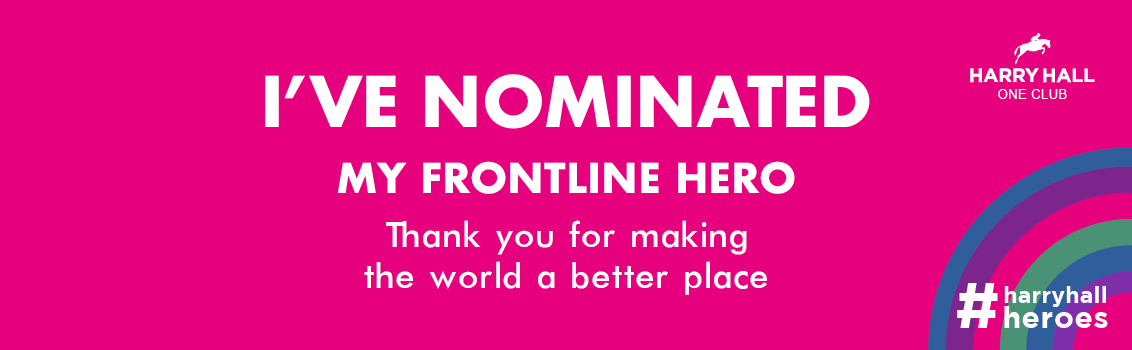 Nominate a Key Worker   Harry Hall