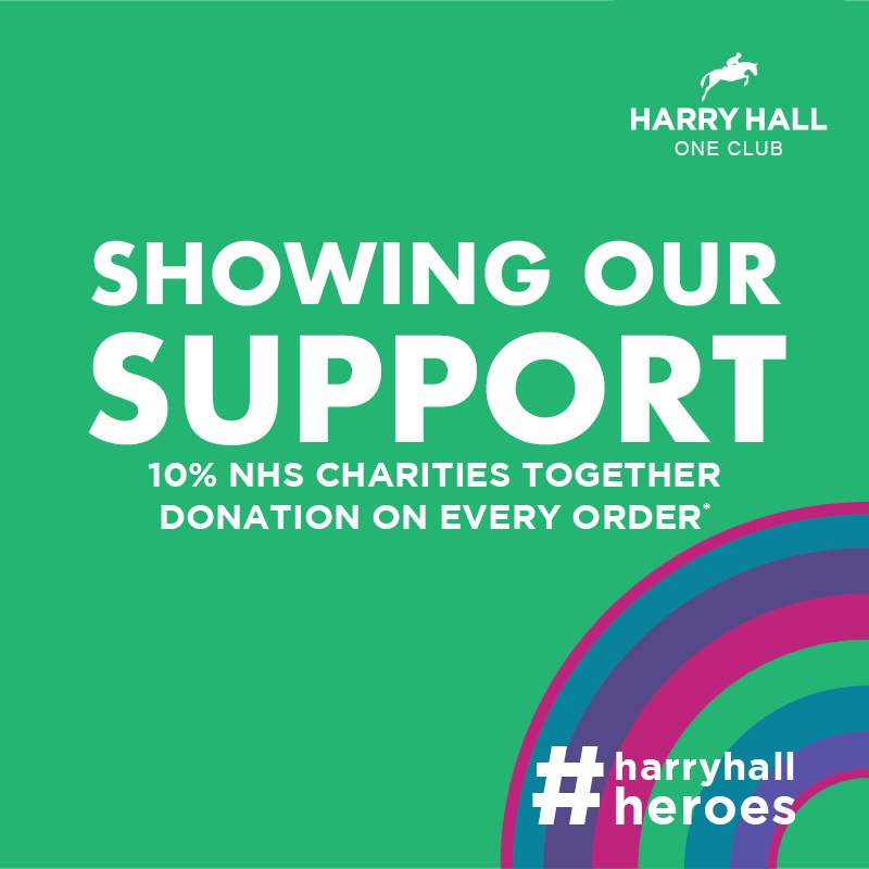Donation to NHS | Harry Hall