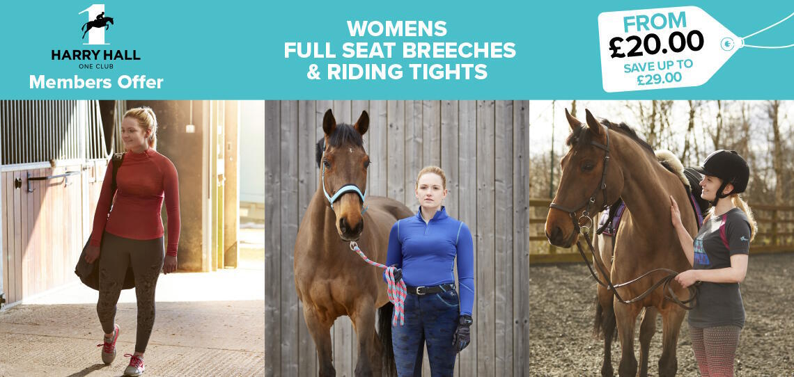 Equestrian Clearance | Harry Hall