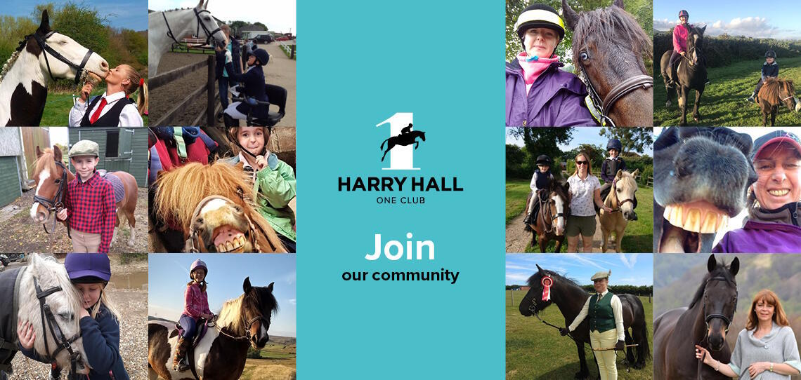 Harry Hall One Club | Join Now