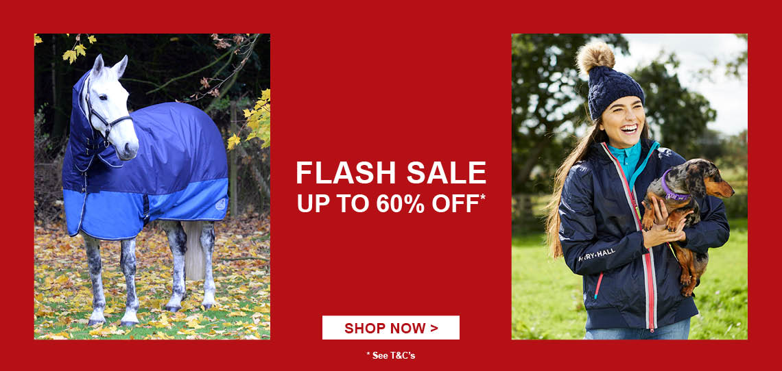 Flash Sale | HarryHall.com