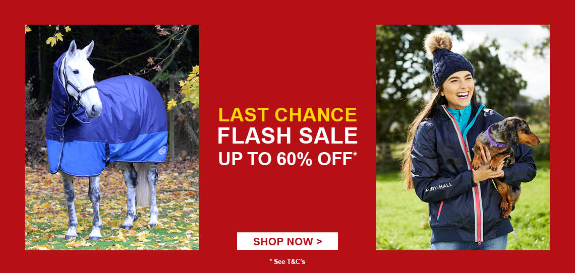 Flash Sale | Up to 60% Off at Harry Hall