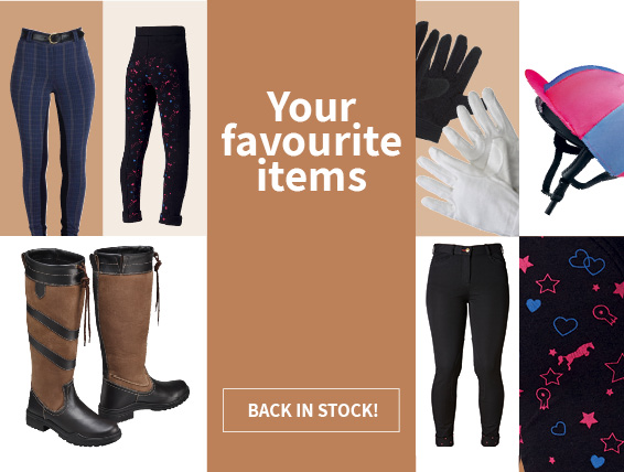 Harry Hall Favourites | Back in Stock