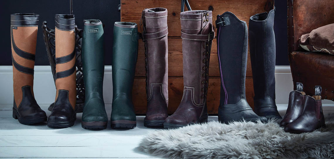 Riding Boots and Equestrian Footwear | Harry Hall