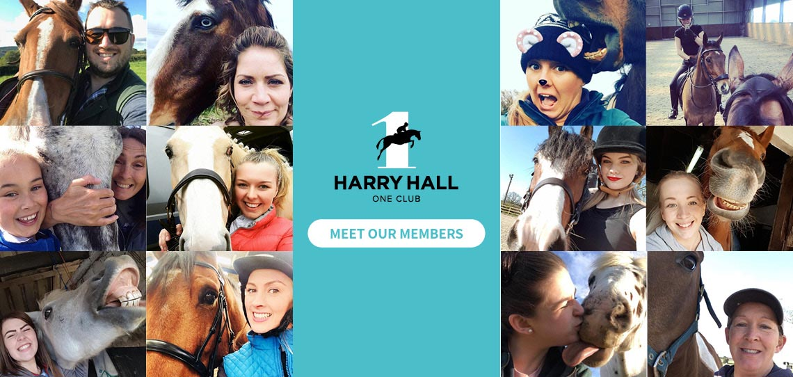 Meet our Members | Harry Hall
