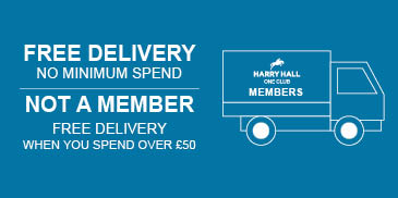 FREE delivery for One Club Members | Harry Hall