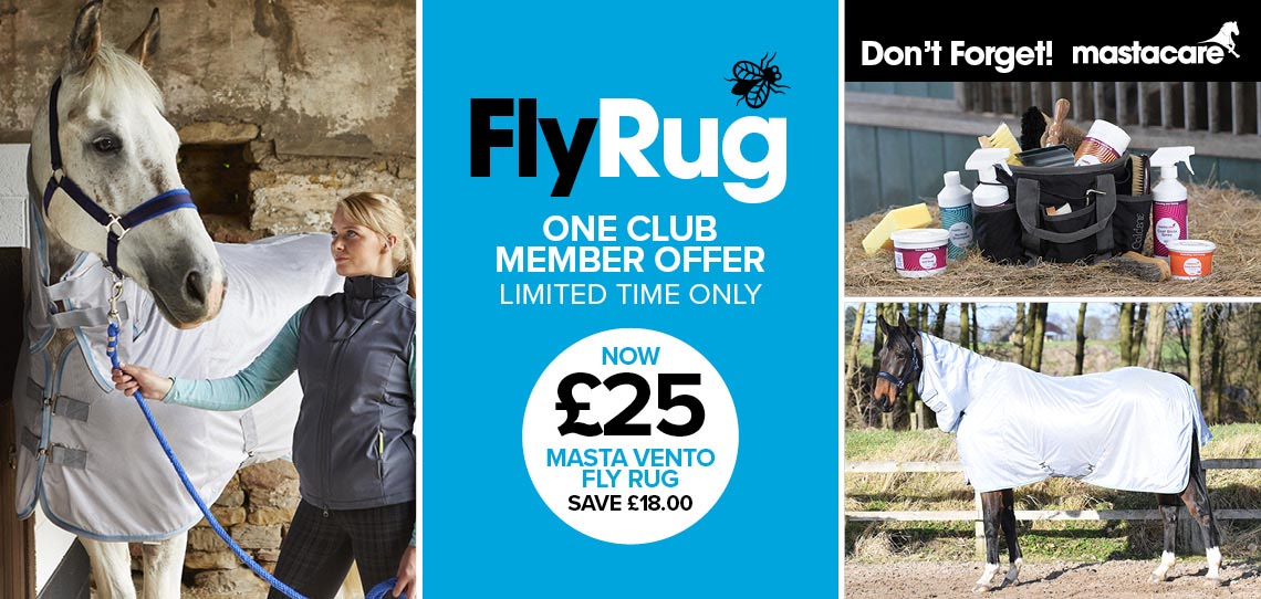 £25 Fly Rug Offer | Harry Hall