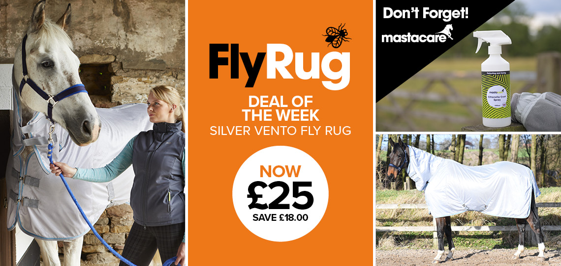 £25 Fly Rug | Harry Hall