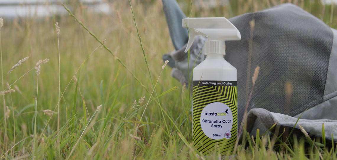 Citronella Fly Spray | Harry Hall
