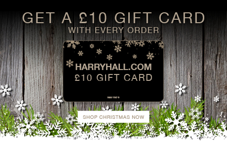 Get a £10 Gift Card | Harry Hall