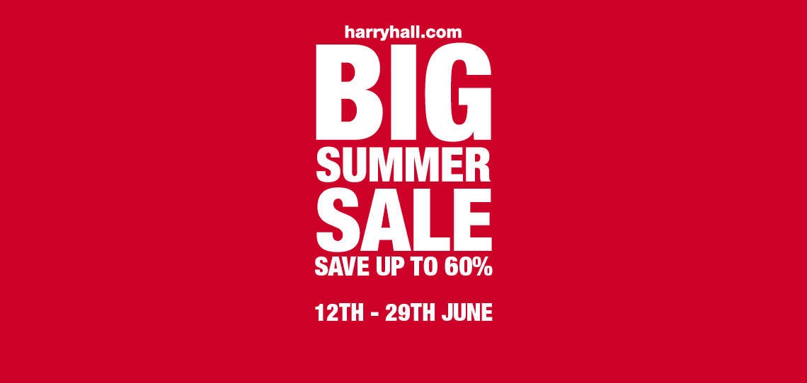 The Big Summer Sale | Harry Hall