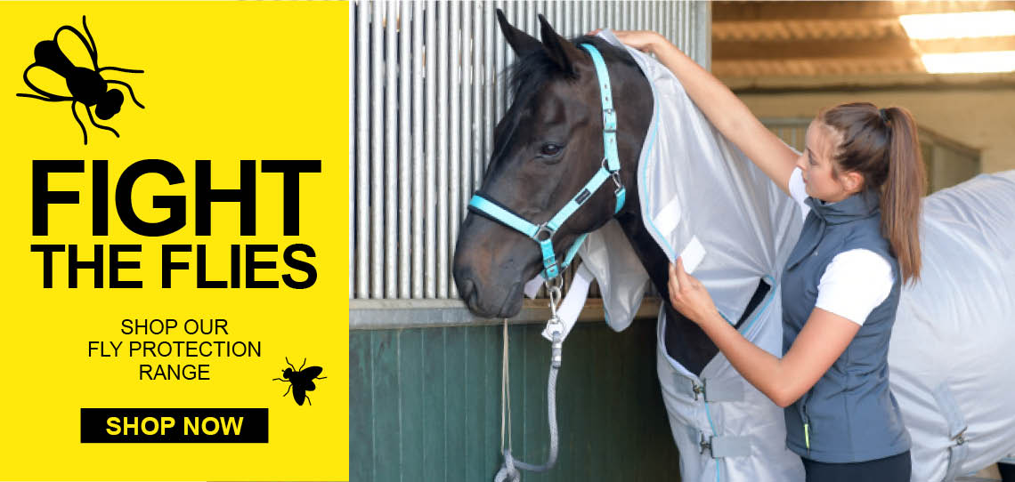 Shop our fly protection range   Harry Hall