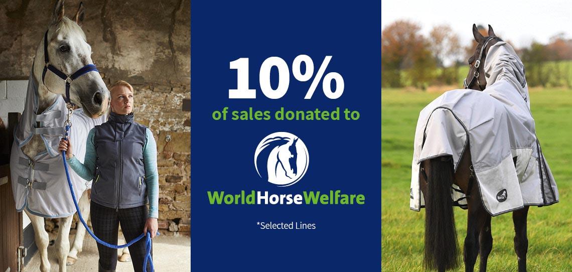 World Horse Welfare - Our Charity Sponsor