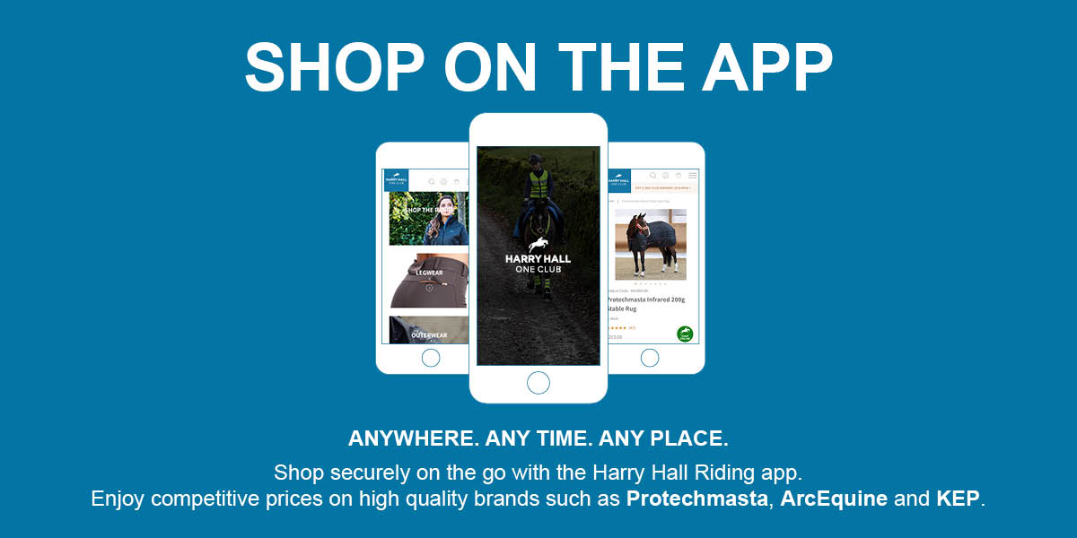 Harry Hall Equestrian Riding App - Shop the App | Harry Hall