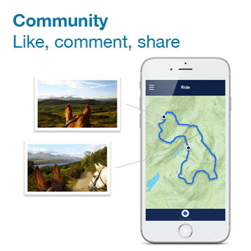 Harry Hall Riding App | Community - Like, Share, Comment | Harry Hall