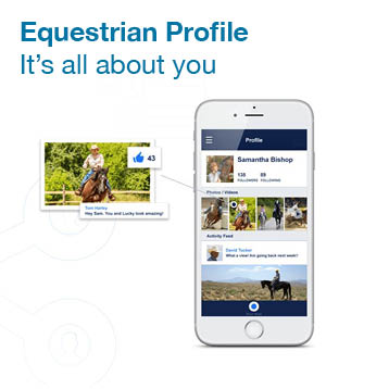 Harry Hall Riding App | Equestrian Profile | Harry Hall