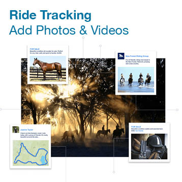 Harry Hall Riding App | Ride Tracking | LiveRide & SafeRide
