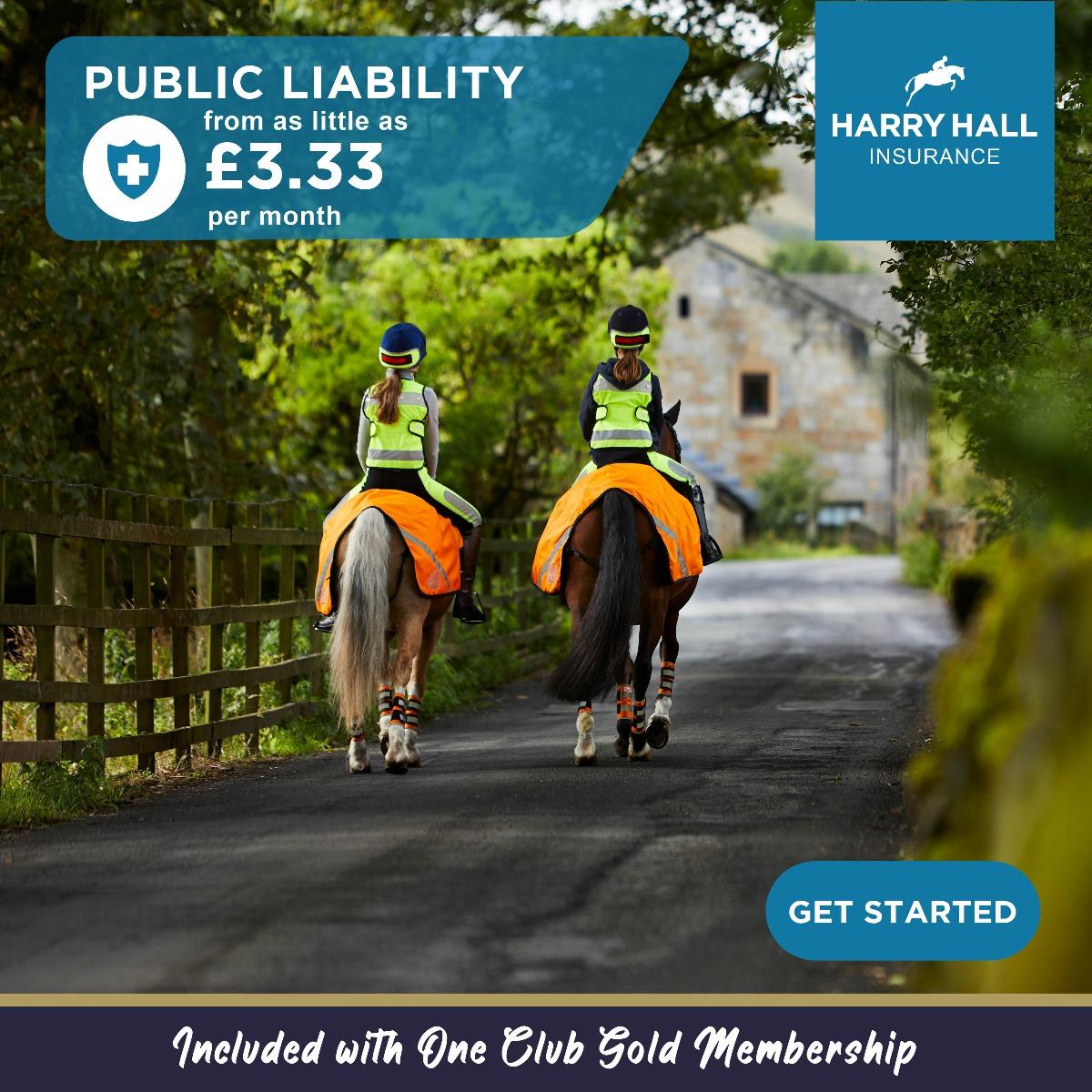 Public Liability Insurance | Harry Hall