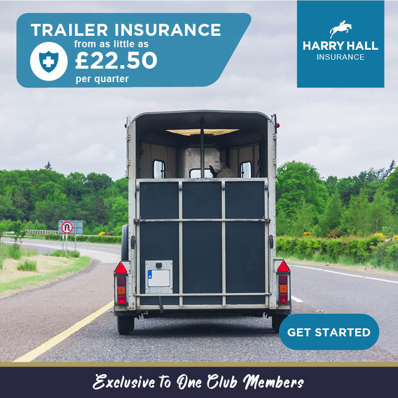 Trailer Insurance | Harry Hall