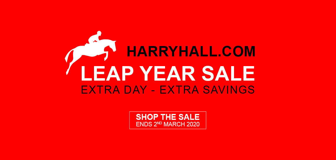 Leap Year Sale | Harry Hall