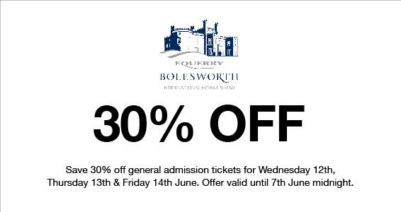 Bolesworth International   Members Save More at Harry Hall