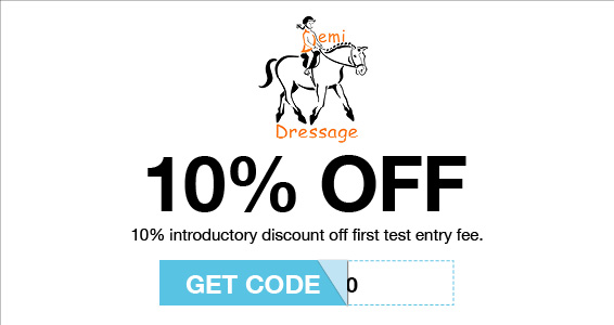 Demi Dressage | Members Save More at Harry Hall