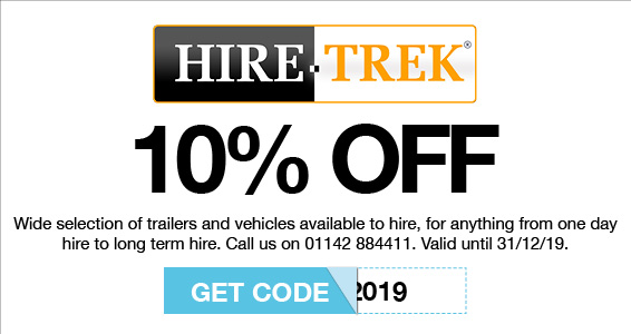 Hire Trek | Members Save More at Harry Hall