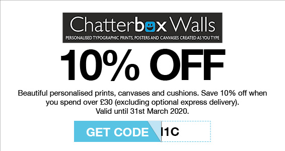 Chatterbox Walls | Members Save More at Harry Hall