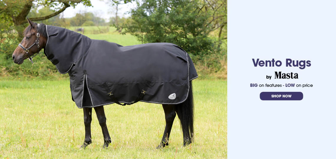 Vento Horse Rugs | Great Quality, for a Great Price