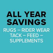All Year Savings | Harry Hall