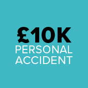 £10K Personal Accident   Harry Hall