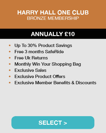 Bronze Membership | Save up to 30% at HarryHall.com all year round!