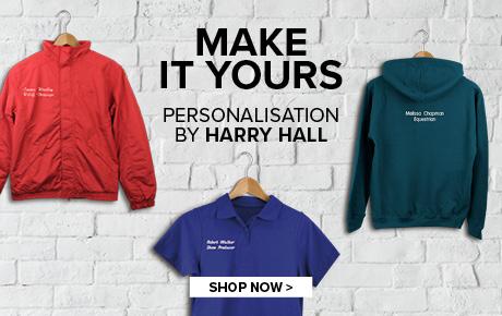 Personalisation | Harry Hall