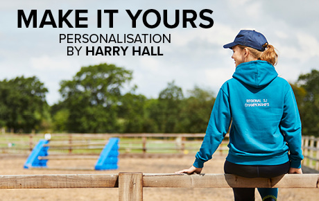Personalisation | Harry Hall