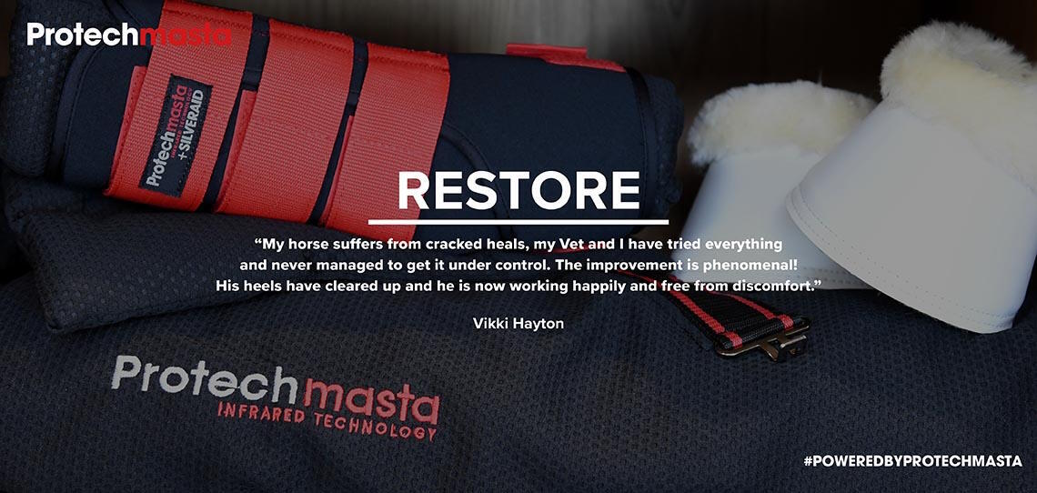 Restore with Protechmasta | Harry Hall